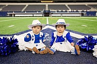Future Dallas Cowboys Cheerleaders