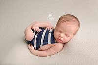 DFW In-home newborn posed photography