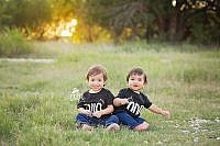 Southlake, TX outdoor family session