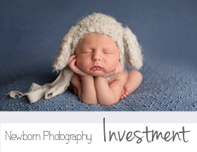 Newborn Photography Investment