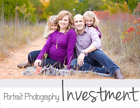 Portrait Photography Investment