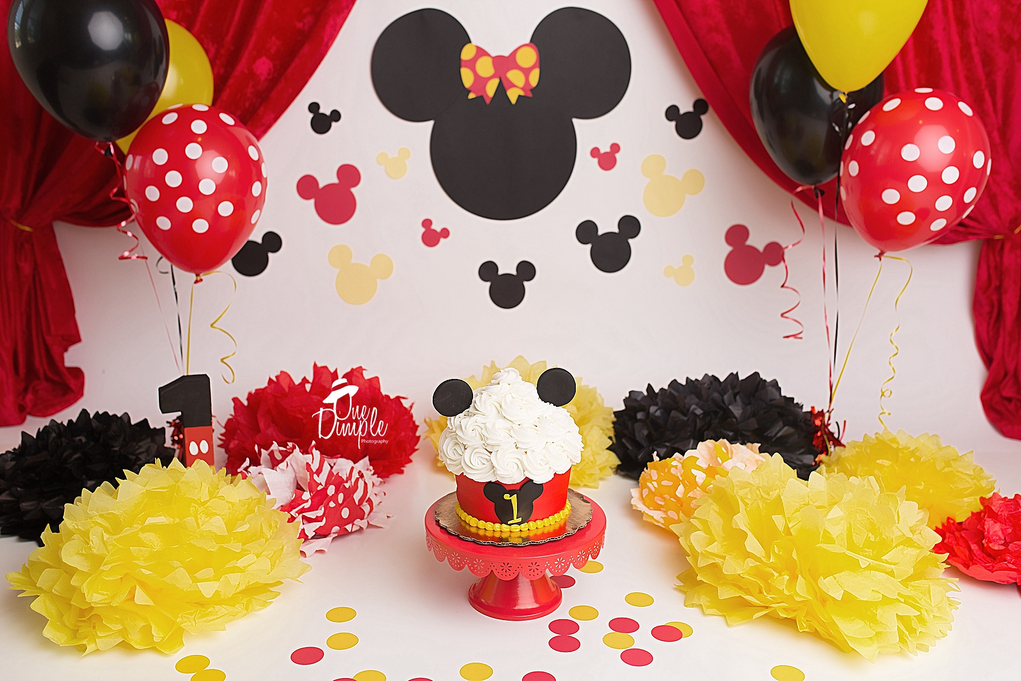 mickey mouse smash cake dfw cake smash photographer dallas tx mickey mouse 5888